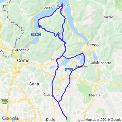 Boucle Monza Bellagio