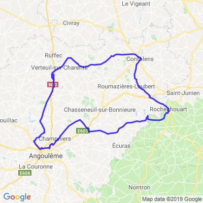 Châteaux Charente Limousine