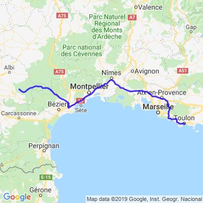 Lacrouzette - Toulon
