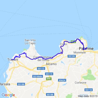 Tour de Sicile Etape 1
