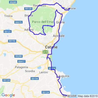 Tour de Sicile Etape 4