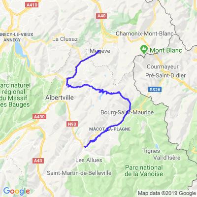 Tour des Alpes Etape 5