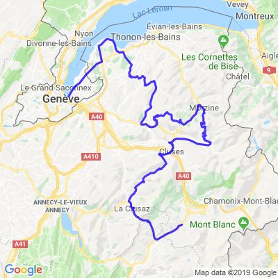Tour des Alpes Etape 6