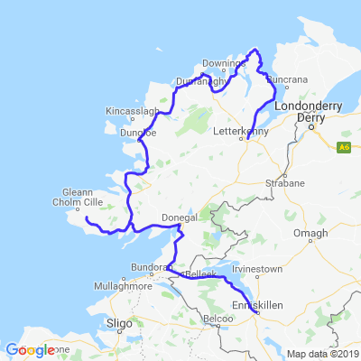 Tour d'Irlande Etape 7