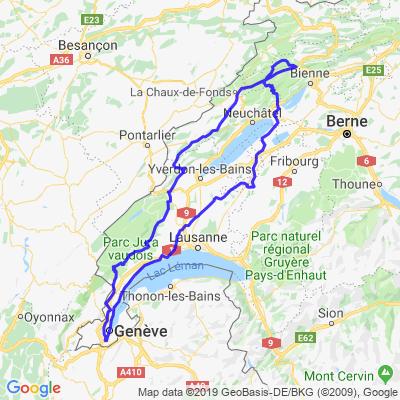 Genève / Sombeval
