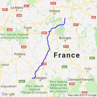 St Junien Sully Sur Loire