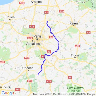 Sully Sur Loire Compiègne
