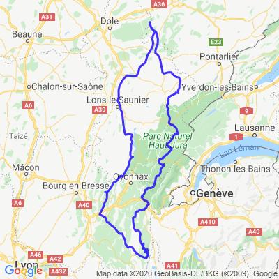 VALLEE DE L'AIN