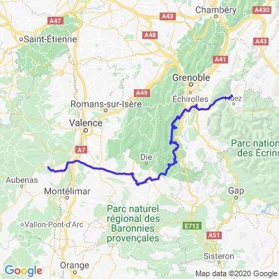 alpes  'Ardèche 2