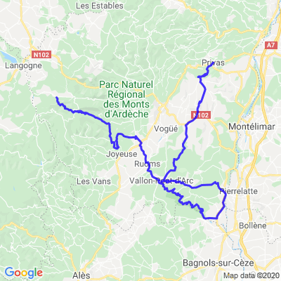 alpes  'Ardèche 3