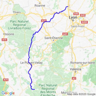 alpes  'Ardèche 4