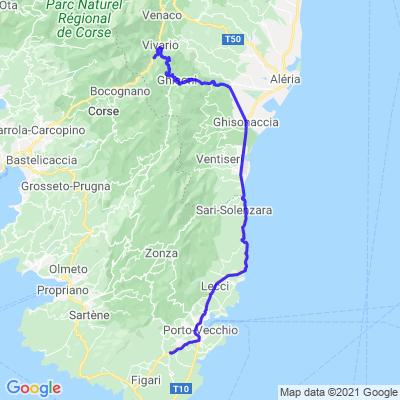 Corse / J8 / Tattone Sotta
