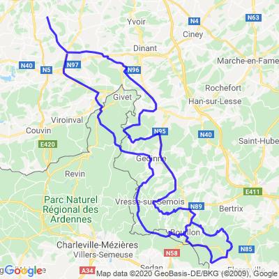 gerpinnes-Herbeumont-Sugny