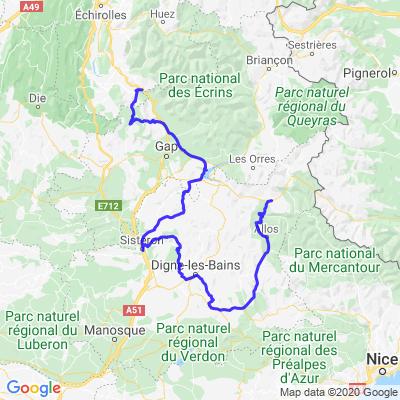 Balade Alpes & Vercors - 3/4