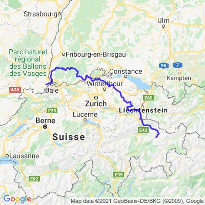 Alpes Suisse jour3 Santis Schwartzwalld 28_06_20