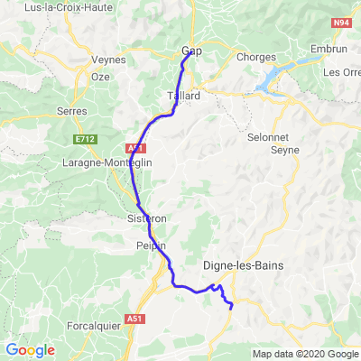 Etape 3 Périple Route Napoléon