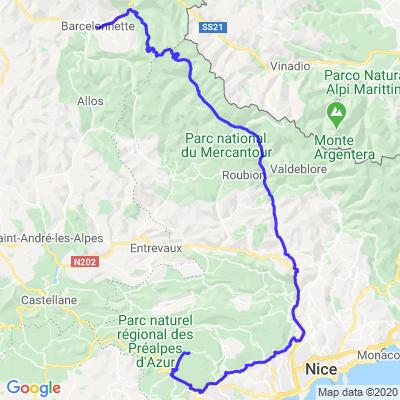 Etape 5 Périple Route Napoléon