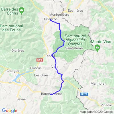 Etape 6 Périple Route Napoléon