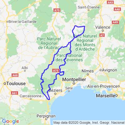 Haute-Loire, narbonne