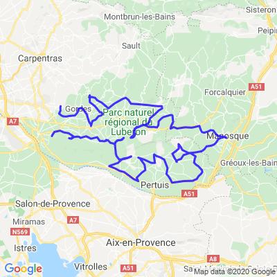 Les plus beaux villages du Luberon