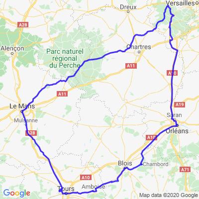 Boucles de la Loire