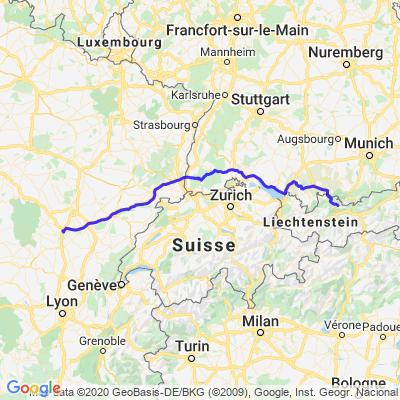 Beaune - Lermoos (Tyrol) Autriche