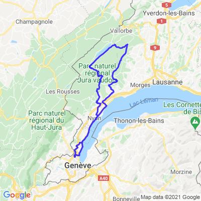 Gd-sac-Lac de Joux