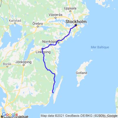 Road Trip Suède étape 9