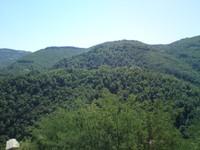 montagne près de mazamet