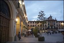 Plaza de los Fueros