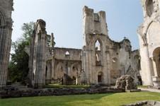 l' abbaye de jumiéges