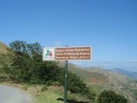 Vue autour du col d'Izpegi