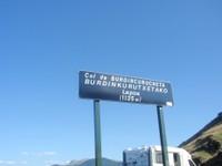 Col de Burdincurucheta 1 135 m