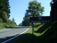 Col d'Otxondo 602 m