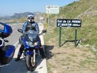 Col de la Pierre Saint Martin 1 802 m