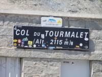 Le mythique col du Tourmalet 2 115 m
