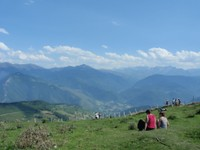 Col d'Aspin 1 490 m