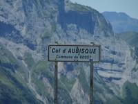 Col d'Aubisque 1 709 m