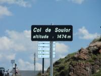 Col de Soulor 1 474 m