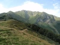 Col de la Core 1 395 m