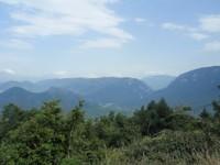 Petite vue sur les Pyrénées Orientales