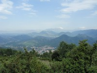 Petite vue des Pyrénées Orientales