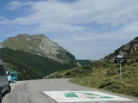 Col d'Agnes 1 570 m