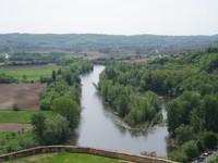 Vue depuis le Château de Beynac