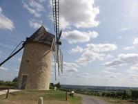 Moulin de Verdelais (à coté du calvaire)