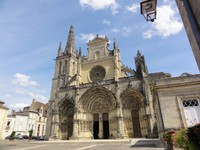 Abbaye de Bazas