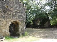 Ruine de La Trave (14e)