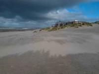 Au nord de la plage de Berck