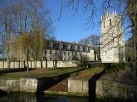 L'abbaye du Bec-Helloin