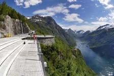 Le fjord Geiranger